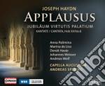Applausus cd musicale di Haydn franz joseph