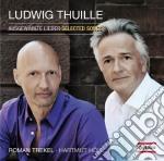 Lieder (selezione) cd musicale di Ludwig Thuille