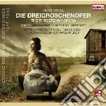 L'opera da 3 soldi, o moon of alabama cd musicale di Kurt Weill