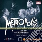 Metropolis (dal film di friz lang) cd musicale di Gottfried Huppertz