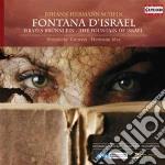 Fontana d'israel (israelis br�nnlein) cd musicale di Schein johann herman