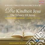 L'infanzia di ges� cd musicale di Bach johann christop