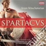 Spartacus cd musicale di Aram Khachaturian