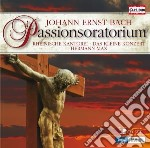 Passions-oratorium cd musicale di Bach johann ernst
