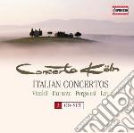 Concerto in re minore - concerti italian cd musicale di Antonio Vivaldi