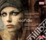Cleofide cd musicale di HASSE JOHANN ADOLF