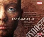 Montezuma cd musicale di Graun carl heinrich