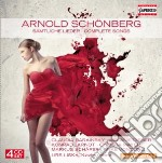 Lieder (integrale) cd musicale di Arnold Schoenberg