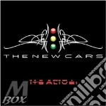 It's alive cd musicale di NEW CARS THE