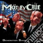 Motley Crue - Generation Swine cd musicale di Crue Motley