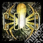 Superfiction cd musicale di Cold
