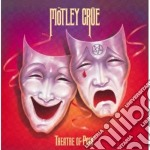 Theatre of pain [2011 reissue][vinyl rep cd musicale di Crue Motley