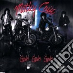 Girls, girls, girls [2011 reissue][vin.r cd musicale di Crue Motley