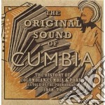 The original sound of cumbia cd musicale di Artisti Vari