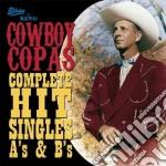 Complete hit singles cd musicale di Copas Cowboy
