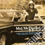 Baby's got her blue jeans cd musicale di Mel Mcdaniel