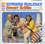 Summer holiday cd musicale di Jimmy Griffin
