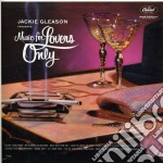 Music for lovers only cd musicale di Jackie Gleason