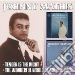 Tender is the night/wo cd musicale di Johnny Mathis