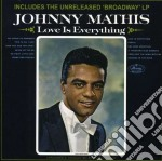 Love is everything/bro cd musicale di Johnny Mathis
