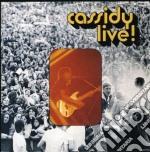 Cassidy live cd musicale di David Cassidy