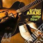 STOMP THE FLOOR                           cd musicale di Arthur Adams