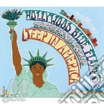 DEEP IN AMERICA                           cd musicale di HOLLYWOOD BLUE FLAMES