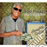 Almighty dollar cd musicale di Rod Piazza