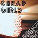 Giant orange cd musicale di Girls Cheap