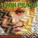 TWIN PEAKS:SEASON 2 cd musicale di O.S.T.