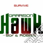 Survive cd musicale di Garrison hawk with s