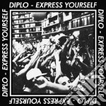 Express yourself ep cd musicale di Diplo