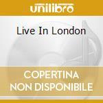 LIVE IN LONDON cd musicale di SCHUUR DIANE