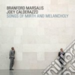 Songs of mirth & melanchol cd musicale di Marsalis/calderazzo