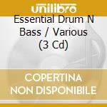 Drum and bass cd musicale di Artisti Vari