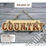 Country the best of (3cd) cd musicale di Artisti Vari