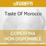 Taste of marocco cd musicale