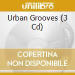 MASTERCUTS URBAN GROOVES cd musicale di ARTISTI VARI