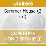 MASTERCUTS SUMMER HOUSE cd musicale di ARTISTI VARI