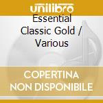 Essential classical gold cd musicale