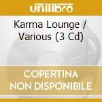 Karma lounge cd musicale