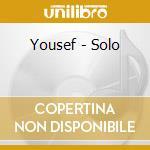 UNDERWATER SOLO YOUSEF cd musicale di ARTISTI VARI