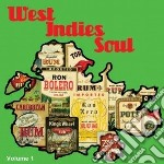 West indies soul volume 1 cd musicale di Artisti Vari