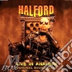 Live in anaheim cd musicale di HALFORD
