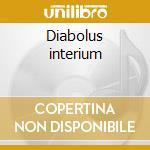 Diabolus interium cd musicale di Funeral Dark