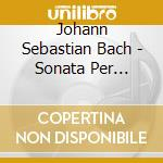 Sonate e partite di bach cd musicale