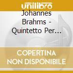 Quintetti per archi n.1 op.88 cd musicale