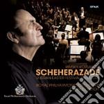 Scheherazade/russian cd musicale di Rimsky - korsakov