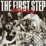 What we know cd musicale di Step First