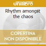 Rhythm amongst the chaos cd musicale di Terror